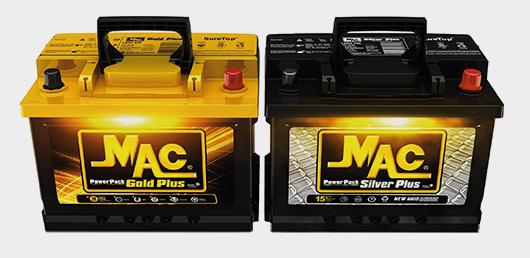 Baterías y Cargadores de baterías